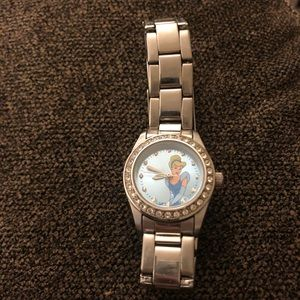 Disney Time Works Cinderella Watch